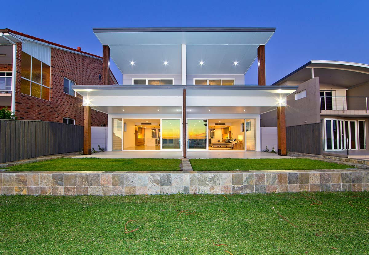 Home mba newcastle for Home designs newcastle